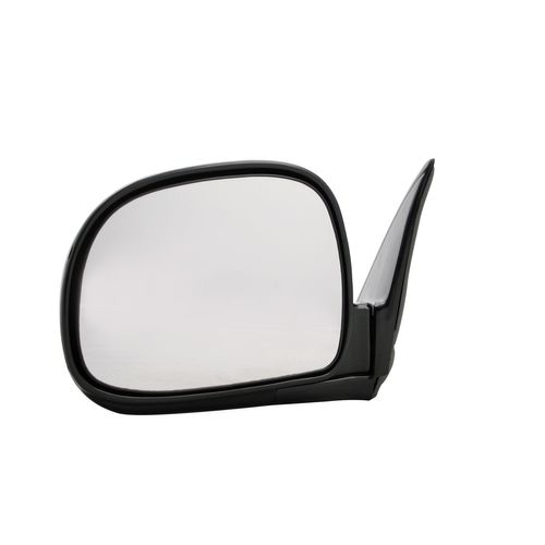 REPLACEMENT-MIRROR-GLASS+ADHESIVE PAD~88-97 CUTLASS SUPERME LEFT DRIVER SIDE