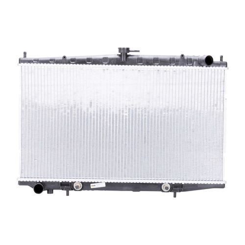 TYC 1409 Compatible with TOYOTA//Geo 1-Row Plastic Aluminum Replacement Radiator