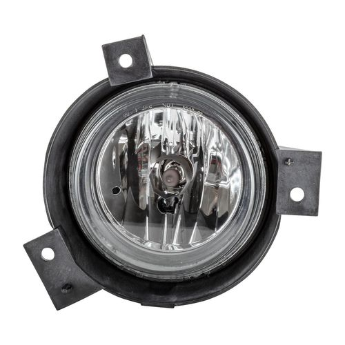 LED 6 inch Driver side WITH install kit 2013 Volkswagen BEETLE Post mount spotlight -Black