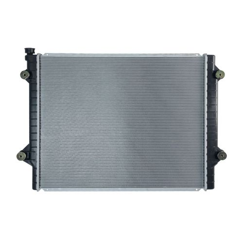 TYC 2802 Toyota Tacoma 1-Row Plastic Aluminum Replacement Radiator