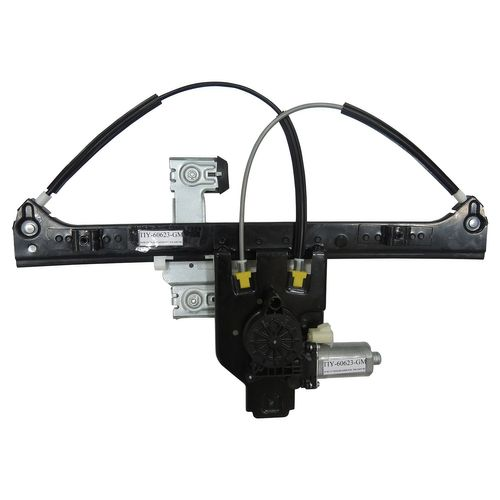 TYC 660386 BMW 320i Rear Left Replacement Window Regulator