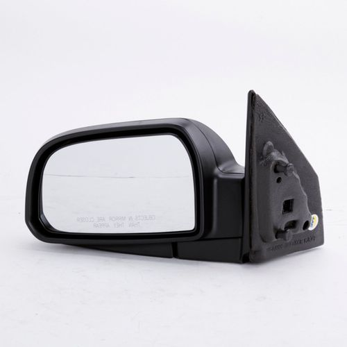 TYC 7740042 Compatible with Hyundai Tucson Driver Side Power Heated Replacement Mirror