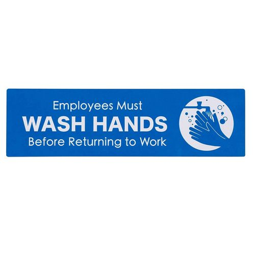 picture about Wash Rinse Sanitize Printable Signs identify 12-Pack Clean Rinse Sanitize Labels for 3 Compartment Sink